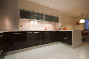 Reforma cocina en Barcelona amplia