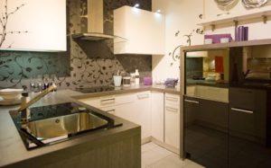 Reforma cocina en Barcelona grises