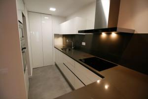 Reforma de la cocina del piso de Vallcarca