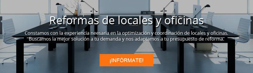Adapta Reformas: reformas integrales de locales comerciales y oficinas. ¡Transmite más que tu competencia!