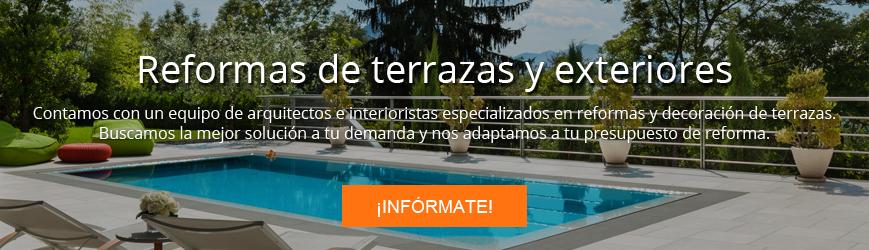 Adapta Reformas: tu empresa de reformas de terrazas y exteriores en Barcelona