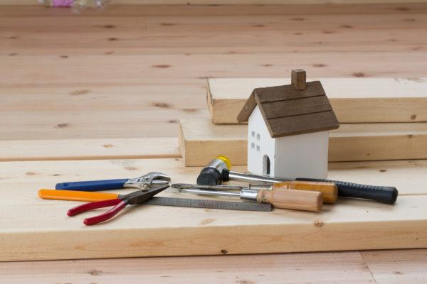 Herramientas para rehabilitar casas