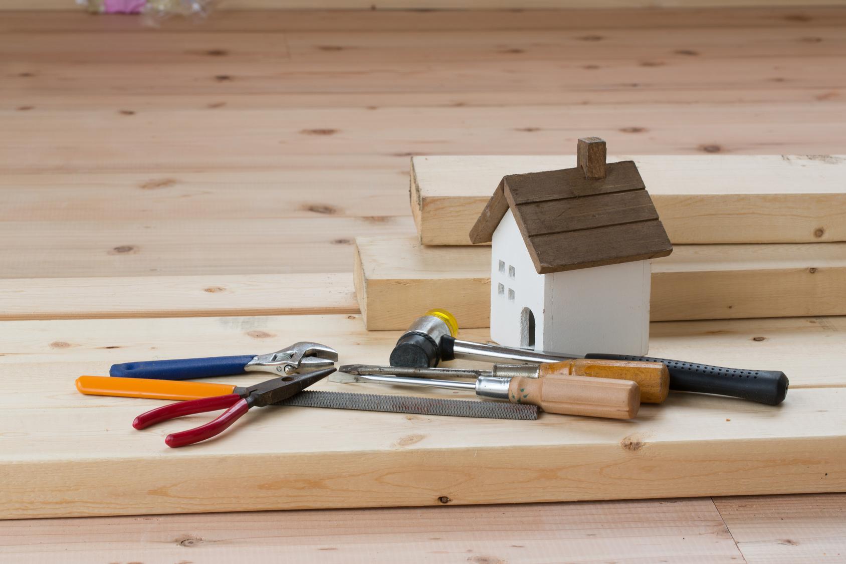 Rehabilitar casas: la mejor forma de revalorizar una vivienda