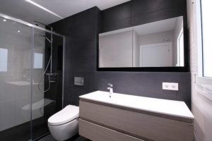Reforma del baño de la suite