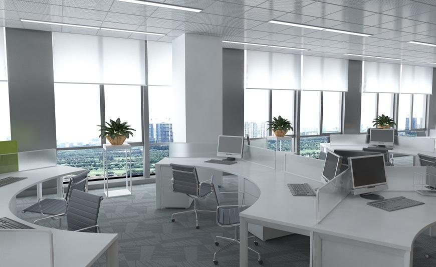 Revitaliza a tus trabajadores con una reforma en la oficina