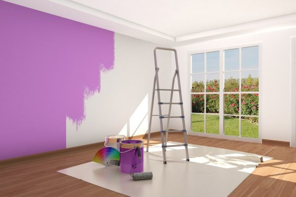 Pintar la casa aporta un toque nuevo al hogar
