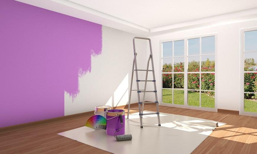 Cu nto cuesta pintar la casa utilidad y diferentes for Mejores colores para pintar una casa