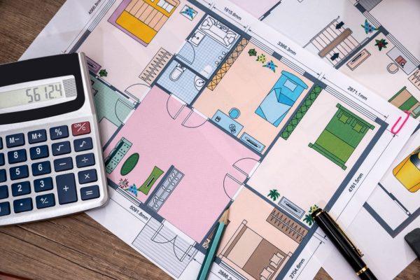 Varias opciones de presupuestos para una reforma integral del apartamento