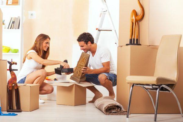 Durante una mudanza es un momento más que adecuado para plantear una reforma integral del hogar