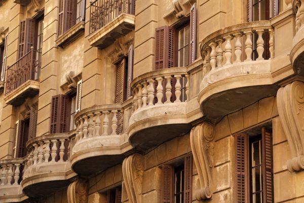 El Eixample es todo un referente de interiorismo en Barcelona