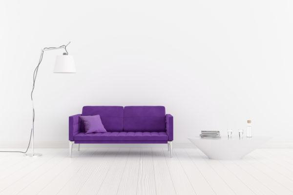 Ultra violet. Tendencias en interiorismo en Barcelona 2018
