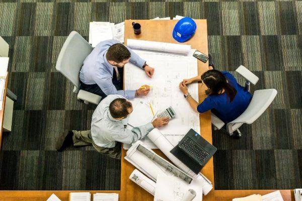 reforma integral de las oficinas responden no sólo a criterios estéticos, también a necesidades concretas