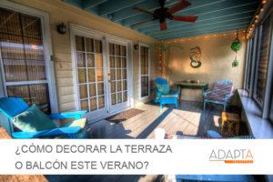Cómo decorar la terraza: 5 estilos para elegir
