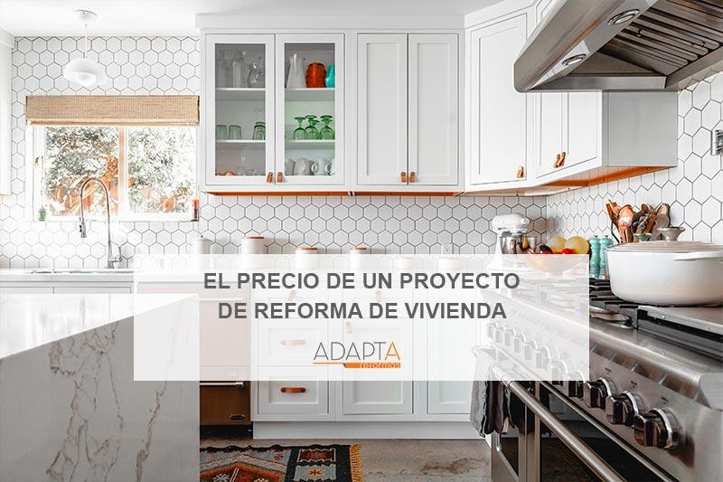 Proyecto de reforma de vivienda