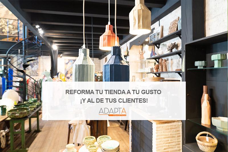 Reforma de comercio de proximidad