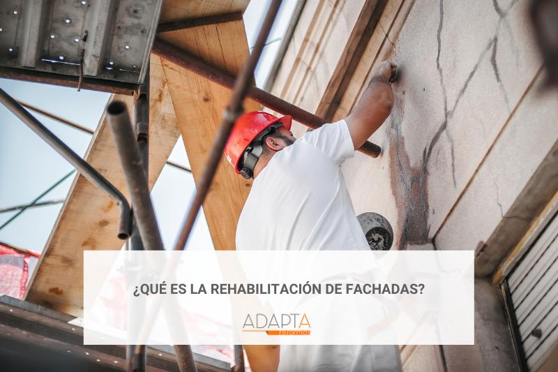 ¿Qué es la rehabilitación de fachadas?