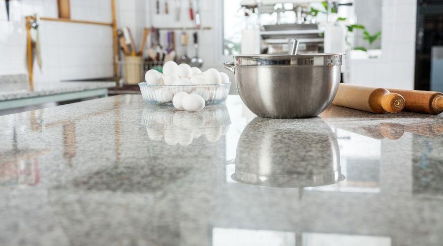 Encimeras en las reformas de cocinas