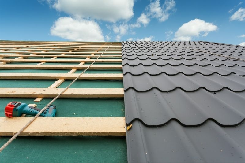 reparación de techos